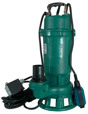 IBO Heavy Duty750W Power Submersible Sewage Dirty Waste Water Pump with Shredder