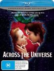 DVDs & Across the Universe Blu-ray Discs