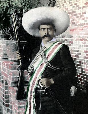 Emiliano Zapata Mexico Revolution