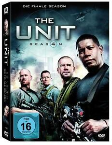 The Unit Season 4-UK Edition - <span itemprop='availableAtOrFrom'>Jochberg, Österreich</span> - The Unit Season 4-UK Edition - Jochberg, Österreich