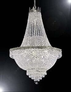 French Empire Crystal Chandelier Chandeliers Lighting H30