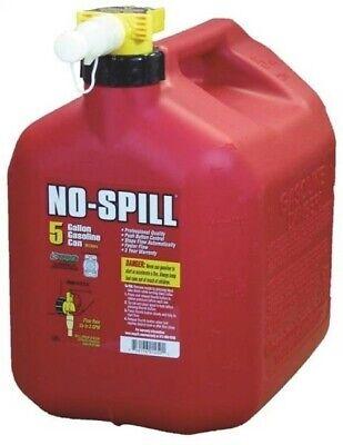 No-spill 1450 5-gallon Poly Gas Can Carb Compliant