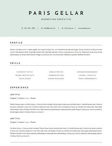 Stop blending in! Designer RESUMES, any budget London Ontario image 1