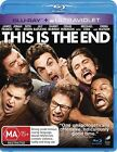 Foreign Language Movie This Is the End Blu-ray Discs