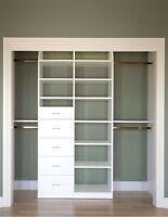 Organizing Solutions & Custom Closets Designed