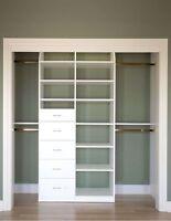 Organizing Solutions & Custom Closets Designed