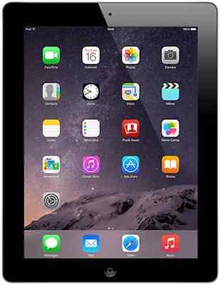 Apple iPad 2 64GB, Wi-Fi + 3G (AT&T), 9.7in - Black - (MC775LL/A )