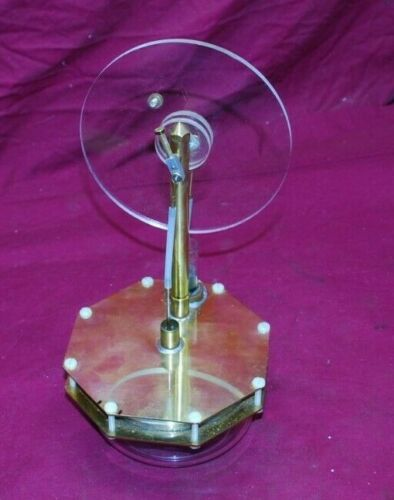 Little Brassy Stirling Hot Air Engine Model