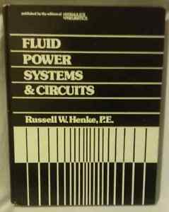 Fluid Power Systems & Circuits