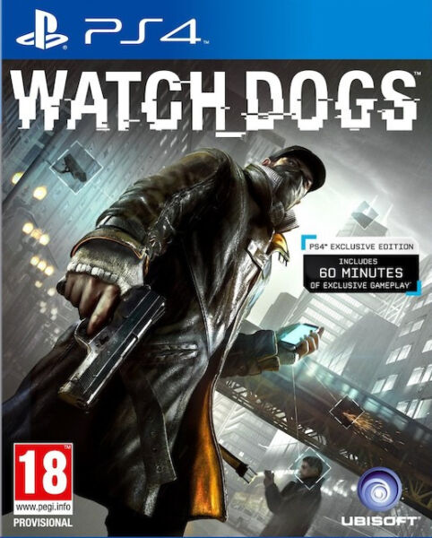 PS4 - Watch_Dogs / Watch Dogs