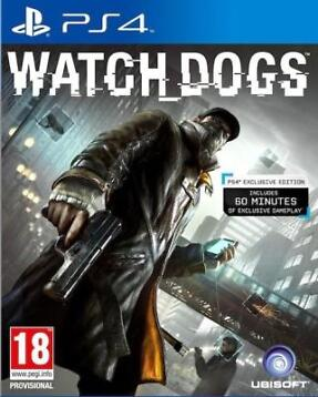 Watch Dogs (PS4) Garantie & morgen in huis!