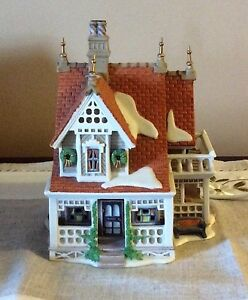 Dept 56 New England Village - Bob White Cottage - REDUCED