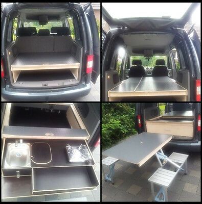vw caddy camping gebraucht kaufen nur 2 st bis 65 g nstiger. Black Bedroom Furniture Sets. Home Design Ideas