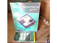 Kewtech pat tester