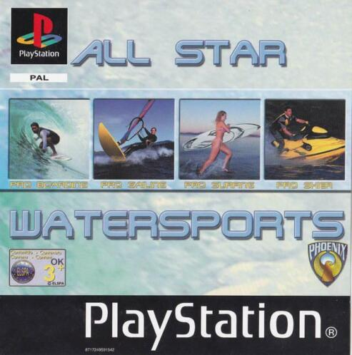 All Star Watersports (PlayStation 1)