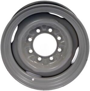 Ford F250 16 Inch Steel Wheel E350 8 lug Dorman 939-198 F3UZ1015A F8UZ1015BA