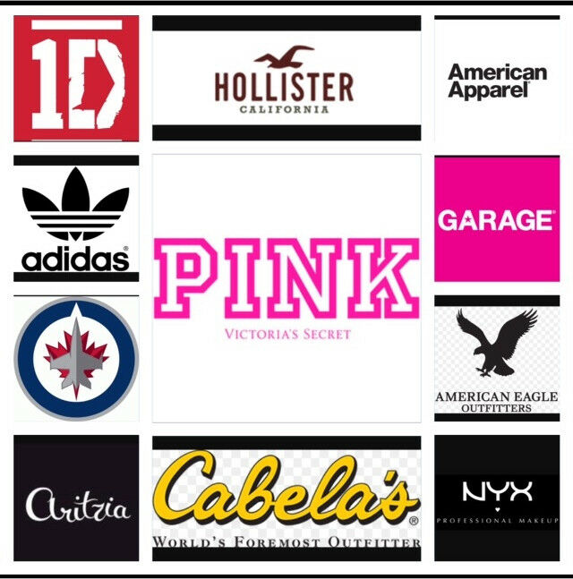 Enormous Brand Name Clothes Lot For Womens Teen Girls Womens