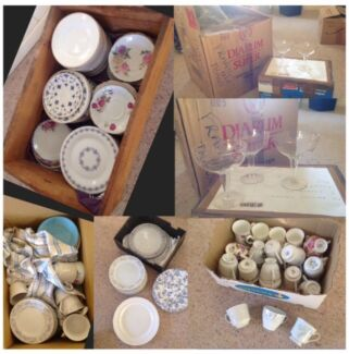 Vintage Wedding Decoration Items  Moogerah Ipswich South Preview