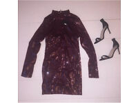 50x MISSGUIDED PARTY FORMAL DRESSES MIX WOMENS CLOTHING LOT CHRISTMAS NEW YEAR CHEAP JOB LOT