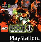 Lego Rock Raiders (Playstation 1)