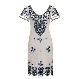 Dress Gatsby style flapper dress