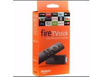 amazon firestick with alexa voice remote cheap!