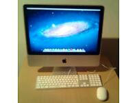 Apple IMac 24 inch. 2009 core 2 duo 2.66GHz. Mac OS X 10.7.5