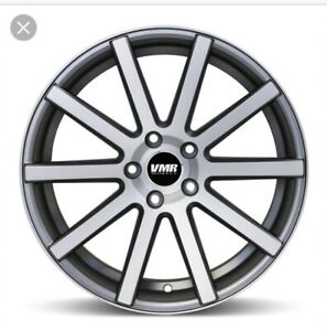 VMR 702 Wheels Brand new never installed