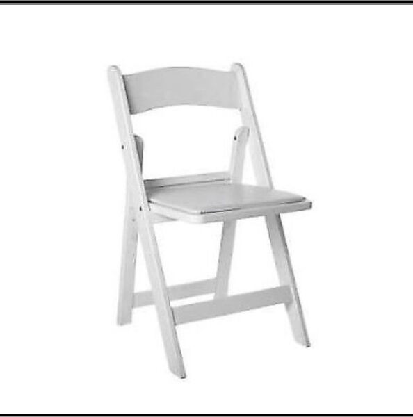 FOR HIRE: $3 Americana Folding Chairs