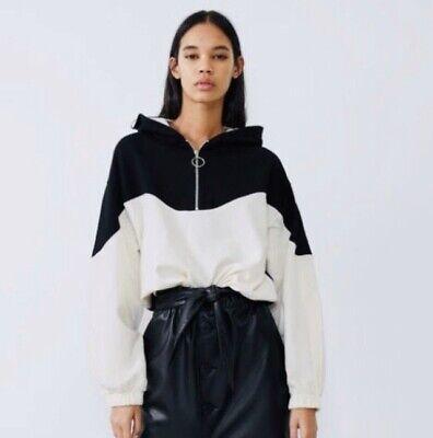 Ladies Zara hoodie size medium