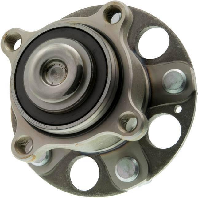 2 Rear Wheel Bearing & Hub Assembly For 2009-2012 Honda