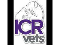 Full Time Veterinary Receptionist