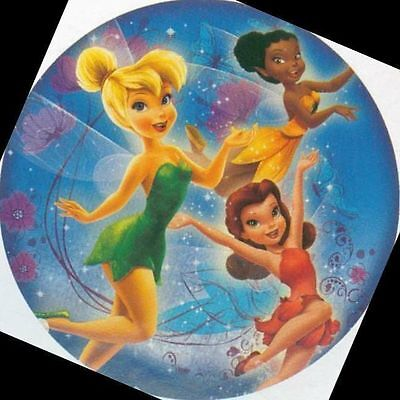 (Disney Tinkerbell Night Light Auto On Off Projects Image on Wall or Ceiling)