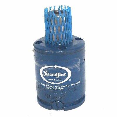 Standfast M500 X25.0-tb Nitrogen Gas Spring Cylinder 2150 Psi Max M500x250tb