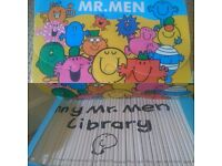MY MR MEN LIBRARY - 46 TITLES from a Smoke & Pet Free Home