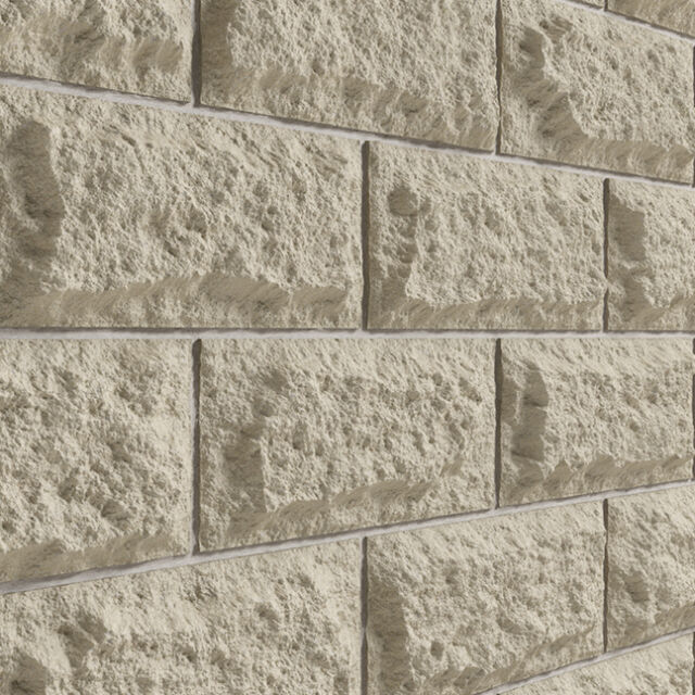 Cheapest rockface designer splitface concrete block blocks for Split face block house