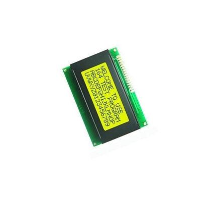 5pcs Lcd 16x4 1604 Character Lcd Display Module Lcm Yellow Blacklight 5v