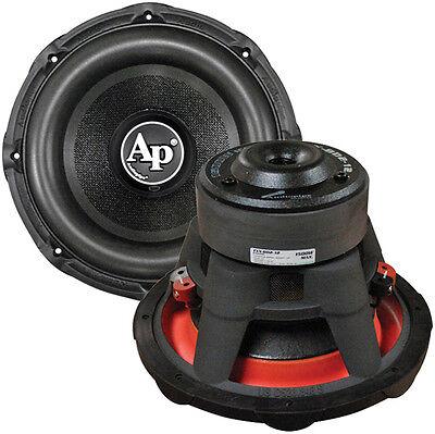 AUDIOPIPE  Audiopipe 12 Woofer 1500W Max 4 Ohm DVC