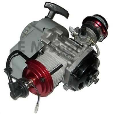 Performance Big Bore Engine Motor Parts 49cc Mini Pocket Bike Crotch Rocket