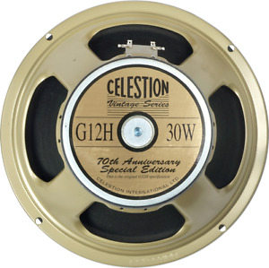SWAP 2 VINTAGE 30'S FOR 2 Celestion 70th anniversary g12h30?