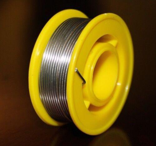 New Tin Lead 1mm 60/40 Rosin Core Solder Flux Soldering Welding Iron Wire