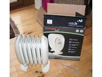 Dimplex Chico Eco 0.7kW Mini Oil Free Radiator - £45 ONO