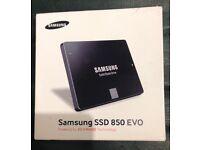Samsung 850 EVO SSD 1TB Model MZ-75E1T0B/EU