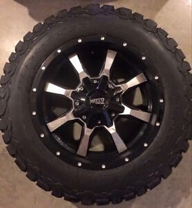5 bolt patter tires and rims