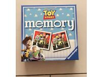 Toy Story - Memory Game