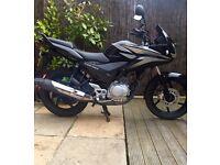 Honda CBF 125 ideal for learner or commute