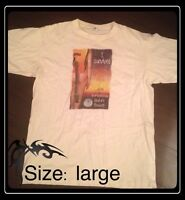 MEN'S LARGE T-SHIRT