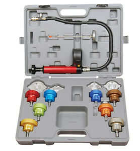 New in box ATD-3300Universal Cooling Syst Pressure Test Kit