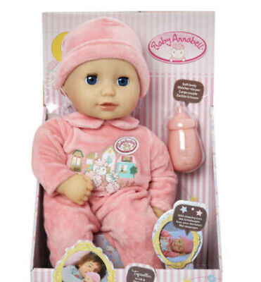 Baby Annabell Little Annabell Pink Doll 36cm