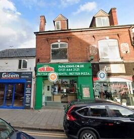 FLATS TO LET ** AVAILABLE IMMEDIATELY *HIGH STREET* 8 SELF CONTAINED STUDIO FLATS **